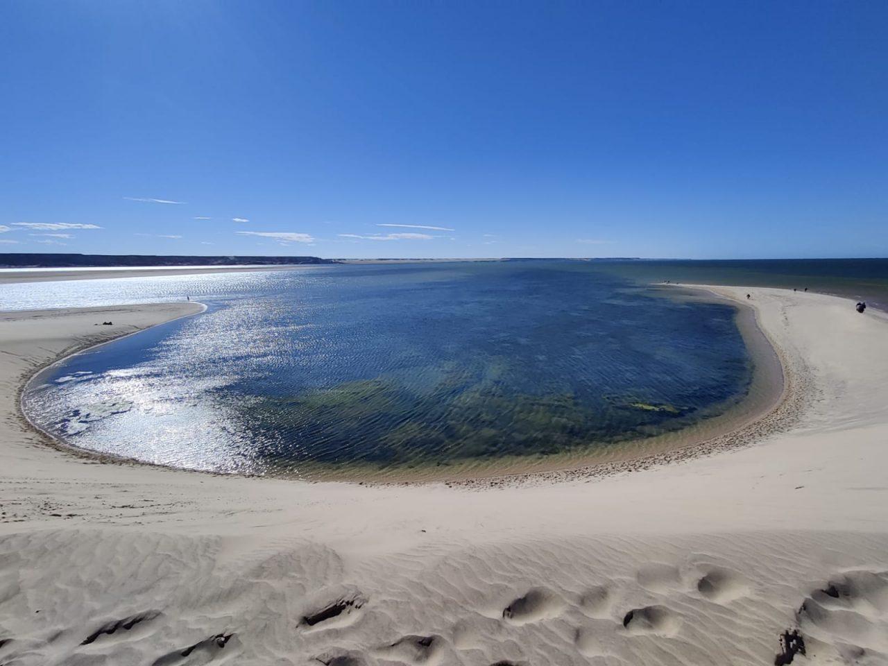 Duna blanca