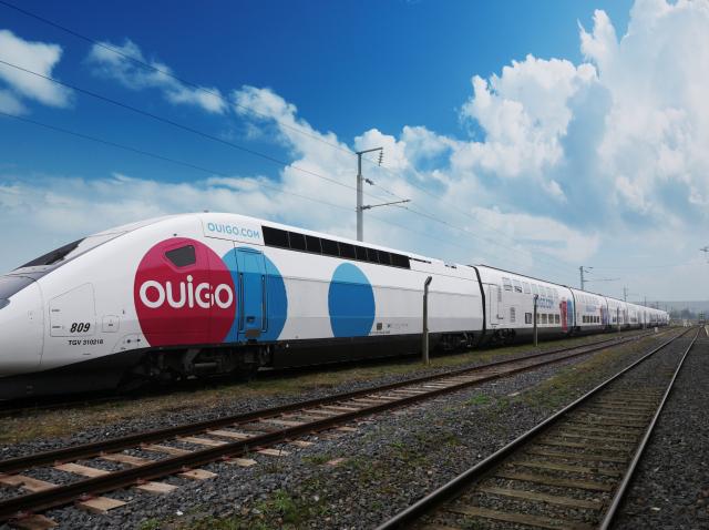Trenes OUIGO