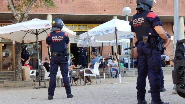 Dispositiu policial barris de ponent- Mossos6