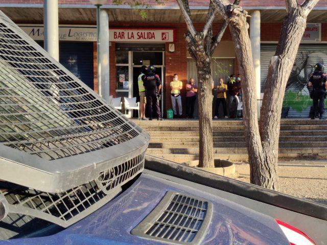 Dispositiu policial barris de ponent- Mossos7